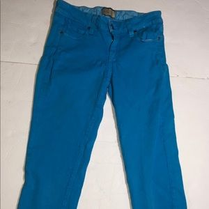 Paige *Nordstrom* blue jeans size 27